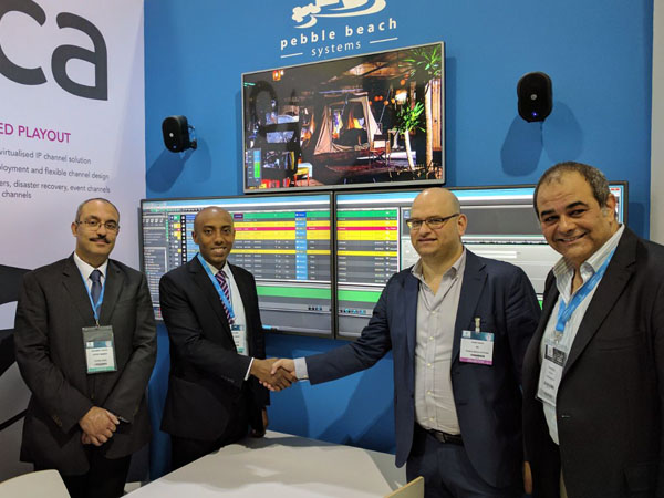 pebble and smc at cabsat
