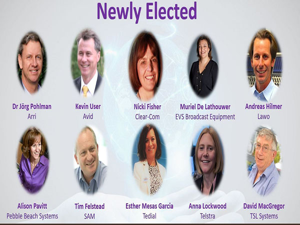iamb board newly elected