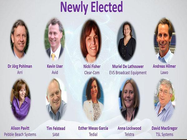 iamb board newly elected