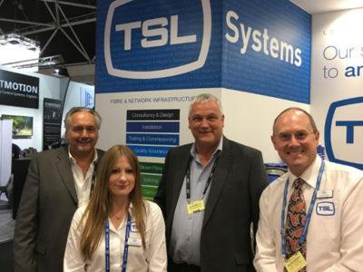 tsl systems team photo