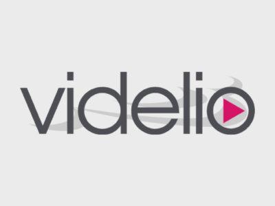 Videlo web logo